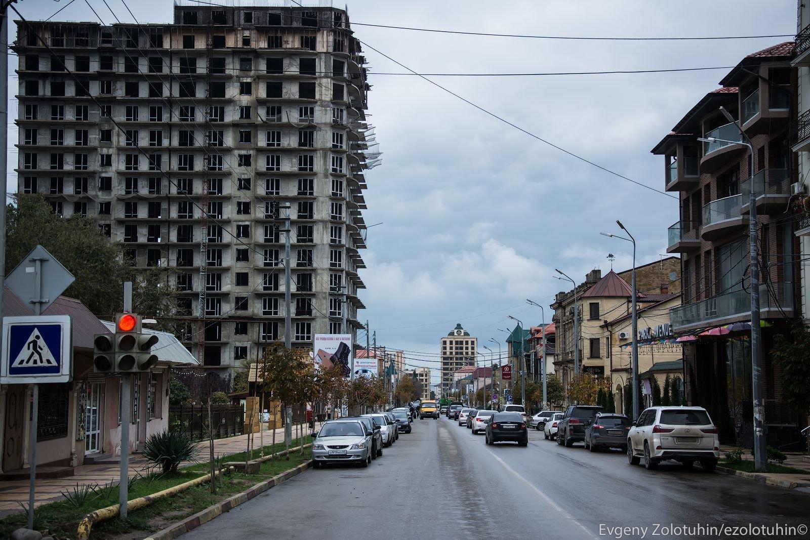 Как уничтожали Дагестан. Дагестанский самострой