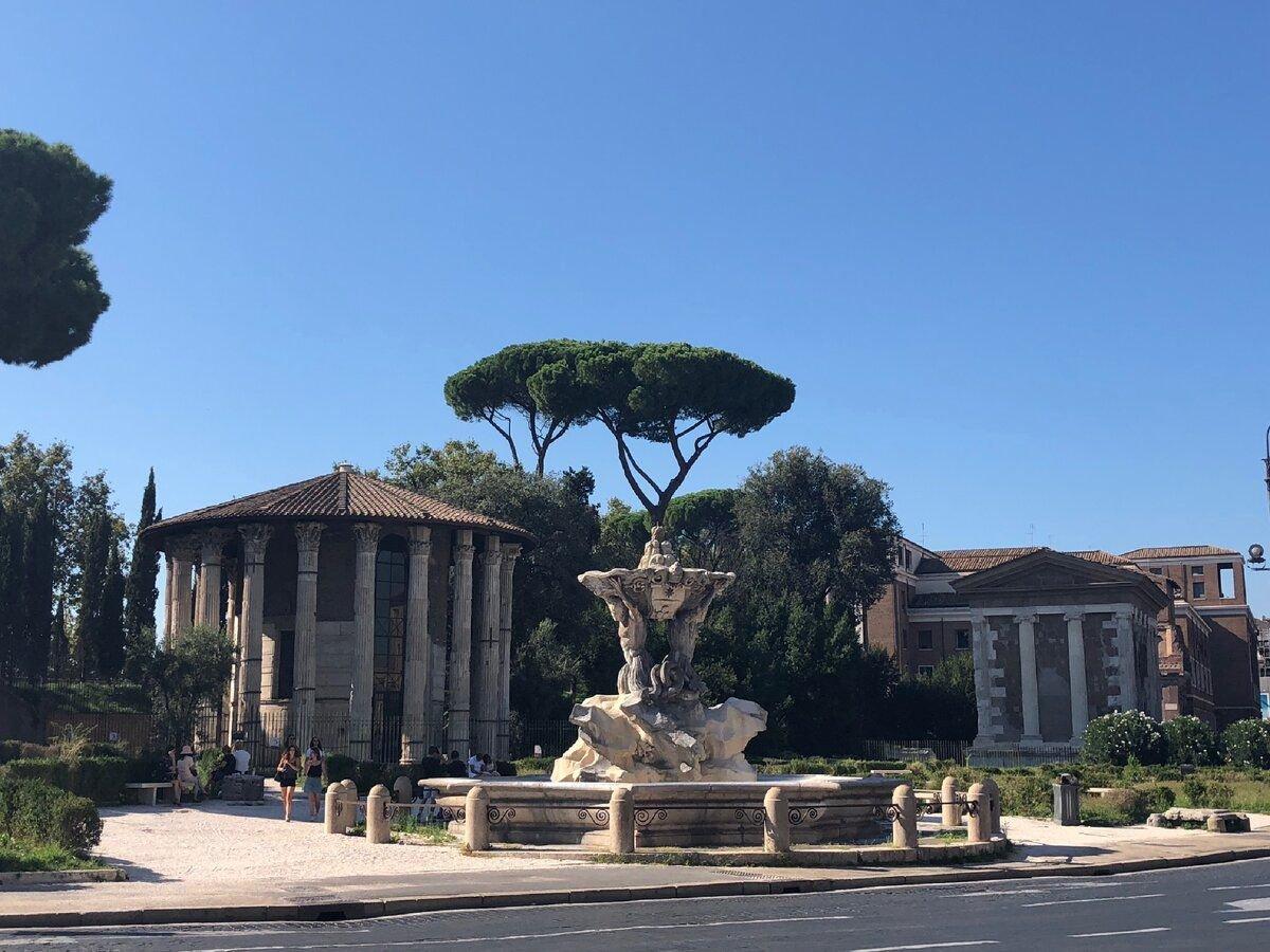 Рим, фото автора